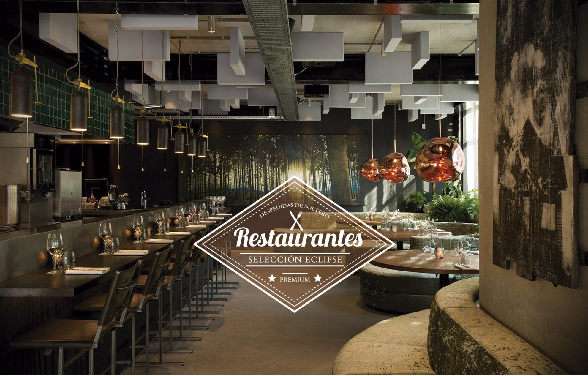 restaurantes para despedidas de soltero