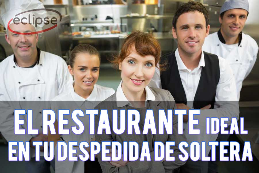 restaurante ideal para despedidas de solteras