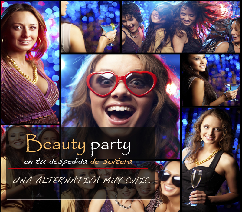 Beauty party para despedidas