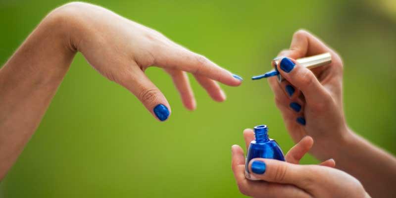 Despedida de soltera nails party