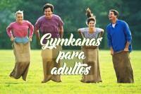 Gymkanas para adultos