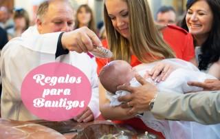 Ideas originales para regalar en un bautizo