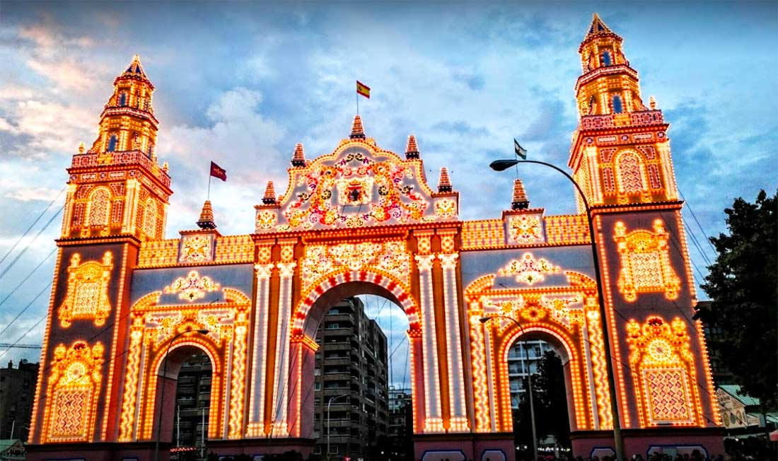 Orígenes de la Feria de Sevilla