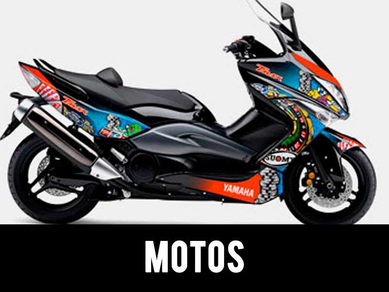 rotulación motocicletas