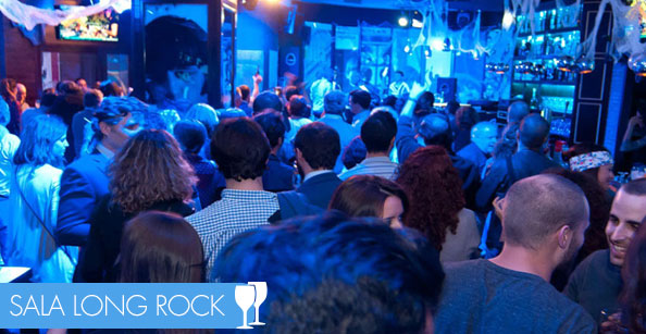 Sala Long rock Sevilla, cena de empresa en sevilla