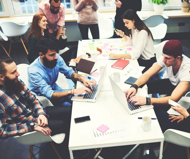 equipo diseñadores diseño web eclipse sevilla