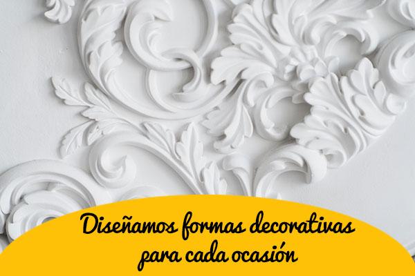 formas decorativas arquitecura efimera
