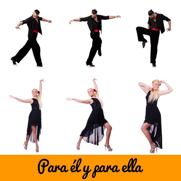 galeria para él y para ella taller flamenco