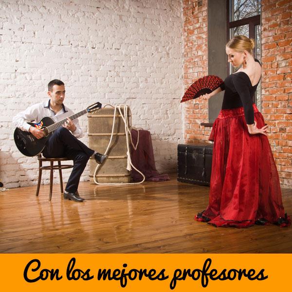 galeria profesionales taller flamenco