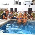 gente joven oasis hostel sevilla