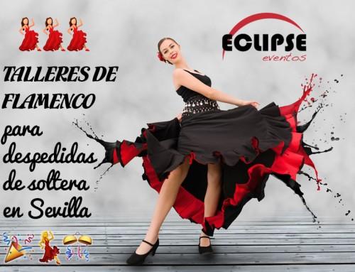 Taller de flamenco para despedidas