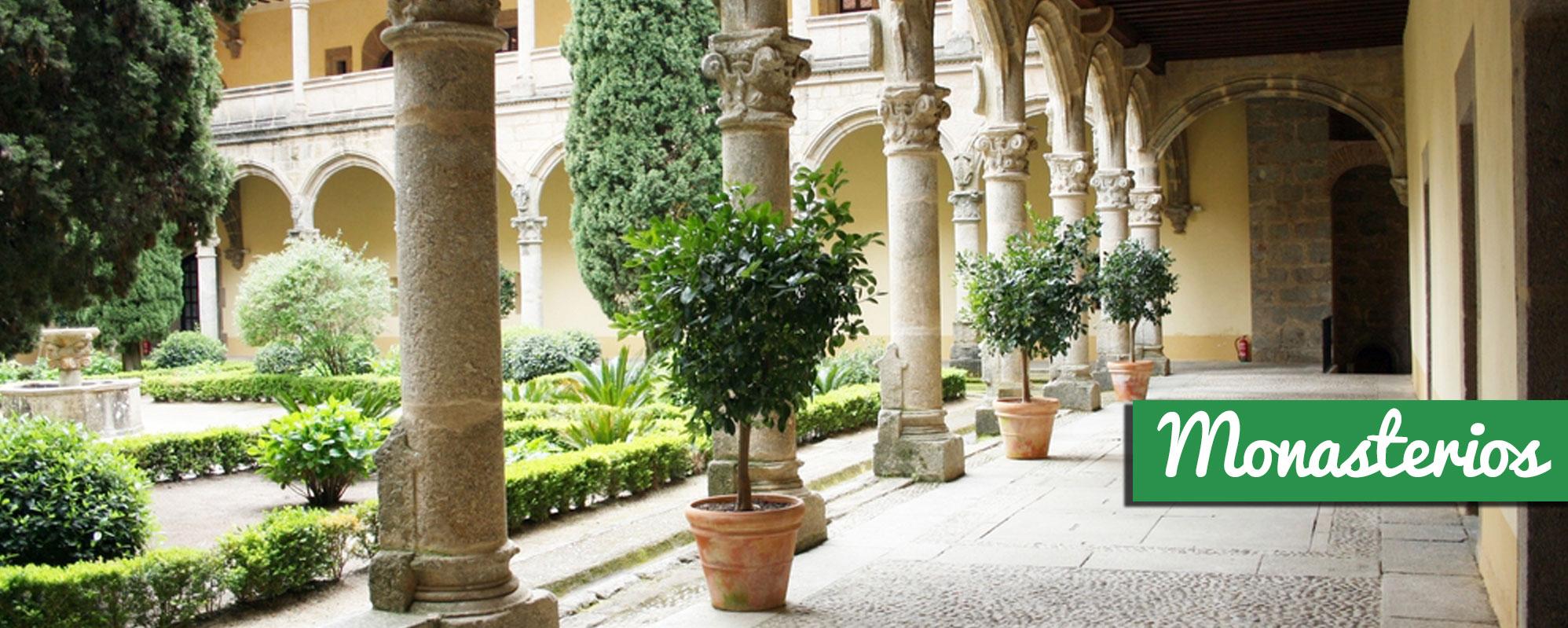 monasterios espacios para eventos sevilla