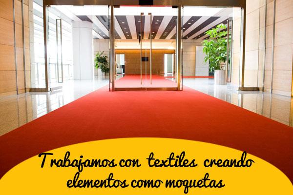 textiles arquitectura efimera