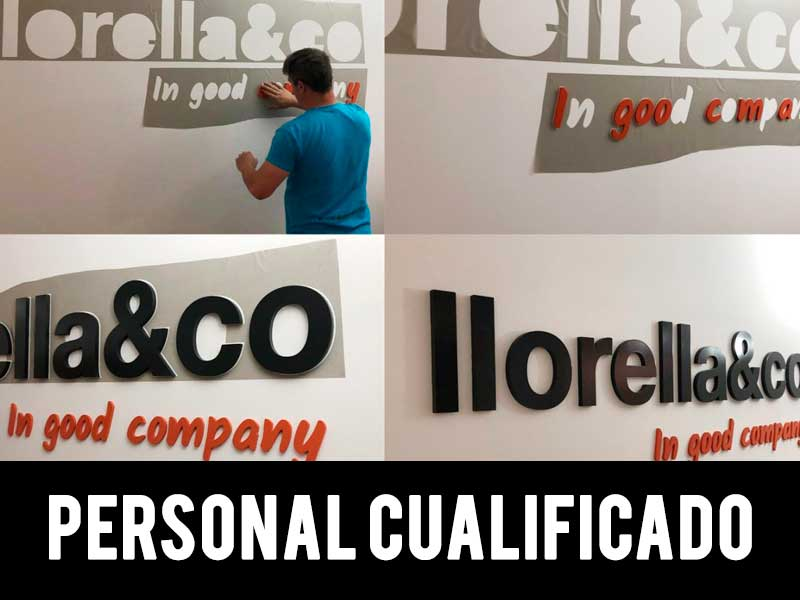 personal cualificado