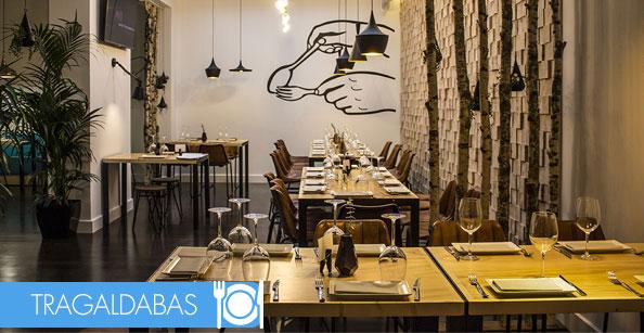 Restaurante Tragaldabas Sevilla, cena de empresa en sevilla
