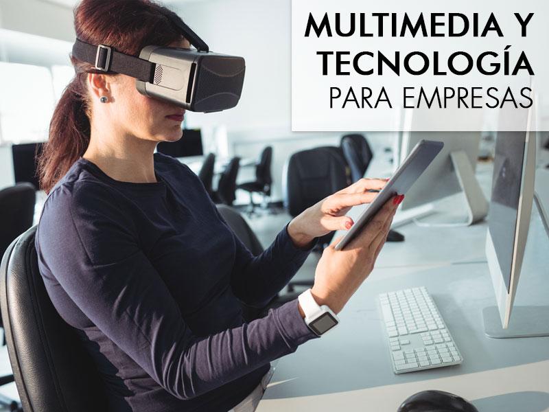 Multimedia y tecnología