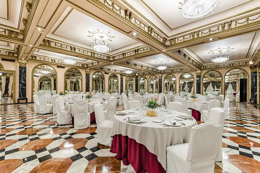 sala andalucia hotel sevilla macarena