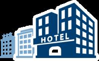 icono hoteles en sevilla