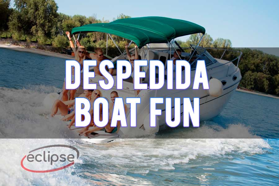 Despedida de Soltero Boat Fun