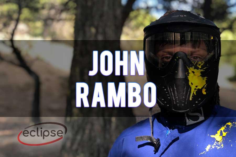 Despedida de soltero John Rambo