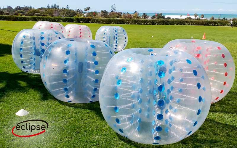 futbol burbuja chicas