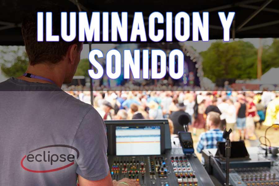 iluminacion y sonido
