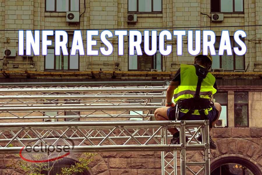 Infraestructuras eventos