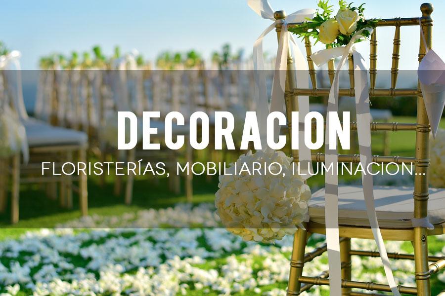 proveedores decoracion