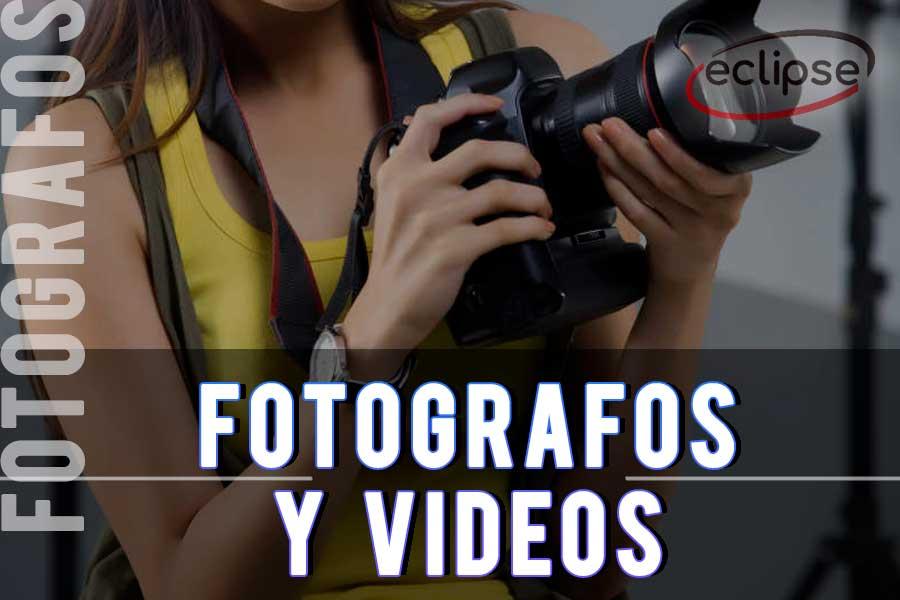 Fotografos y videos Sevilla