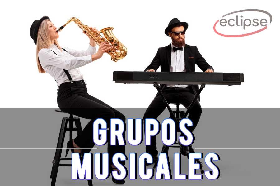 Grupos musicales en Sevilla