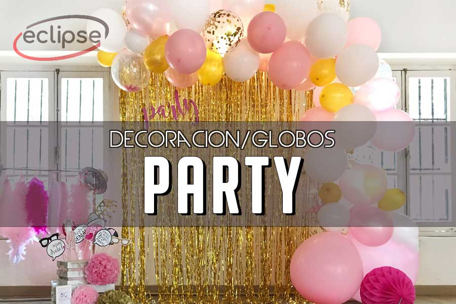 Party decoración