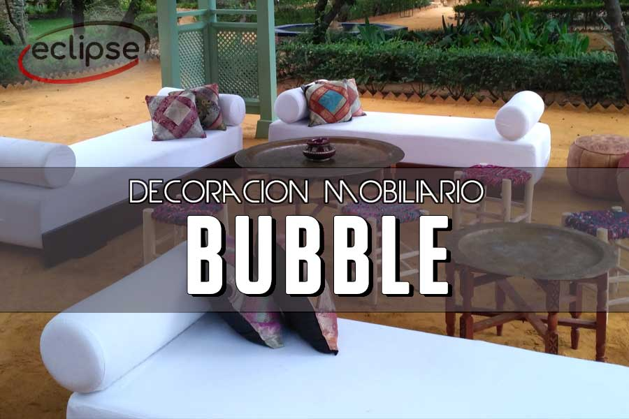 bubble decoracion