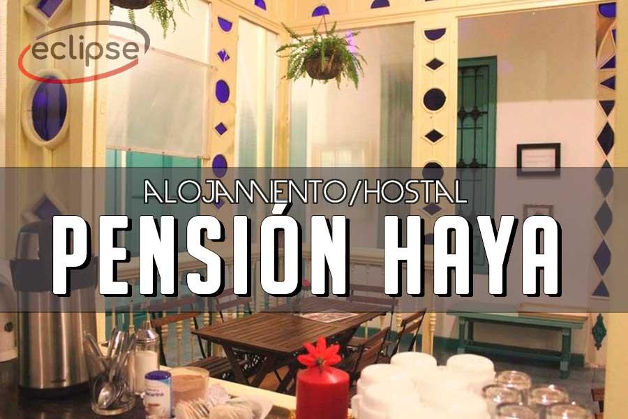 Pensión haya
