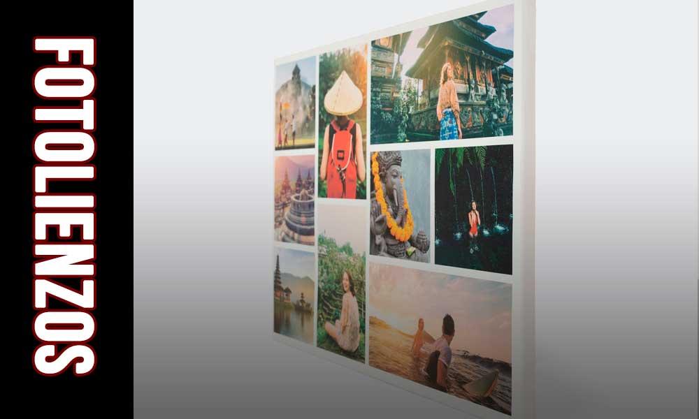 impresión digital lienzos
