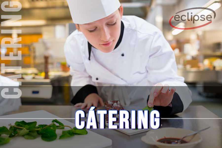 caterging para eventos de empresa