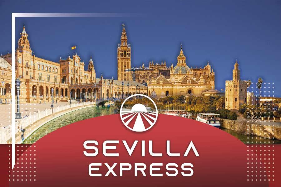 Gymkana Sevilla Express