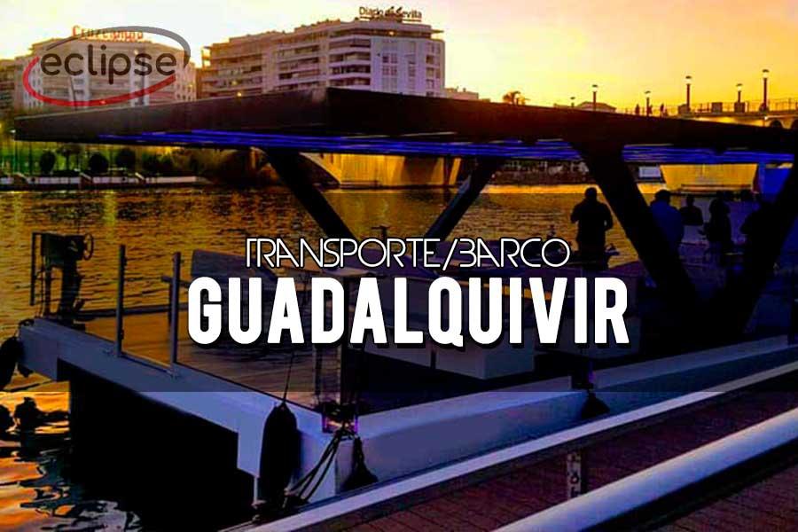 Barco Guadalquivir